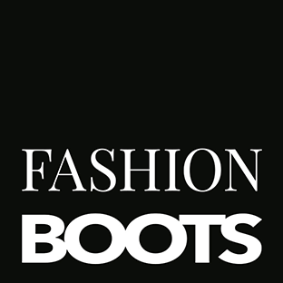 Logo Fashion Boots