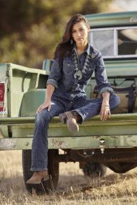 Cowboystiefel Damen
