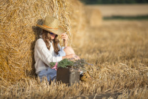 Strohhüte - der Sommerhut für Damen