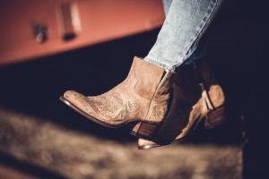 Ankle Boots zur Jeans kombinieren