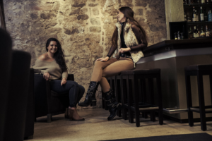 Ankle Boots zum Party Outfit